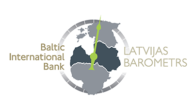Baltic International Bank Latvijas barometrs