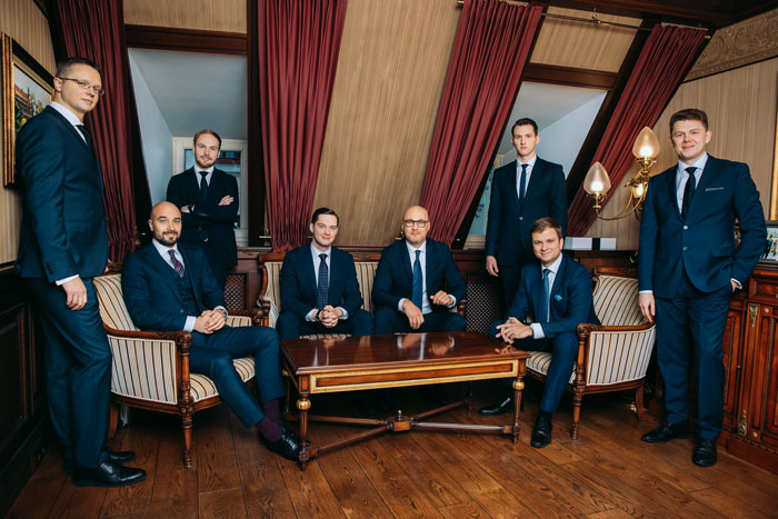 Baltic International Bank experts