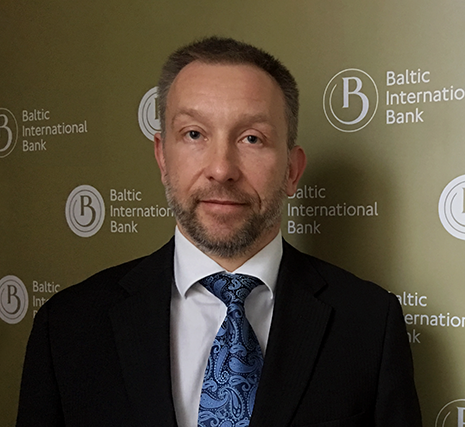 Kaspars Kravčuns Baltic International Bank