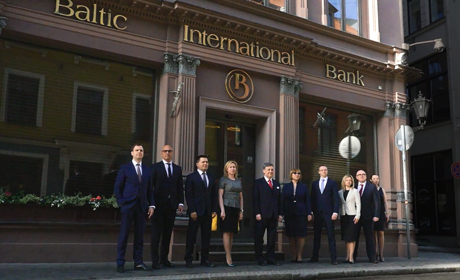 Baltic International Bank - it is trust