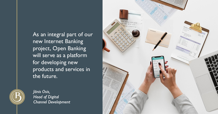 Baltic International Bank Implements Open Banking and Sandbox